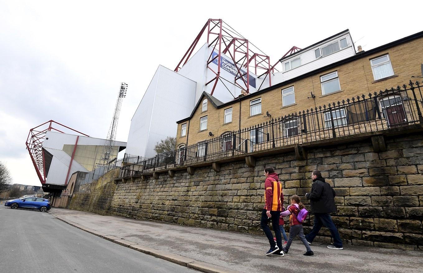 Tickets & Travel: Bradford City - News - Stevenage ...