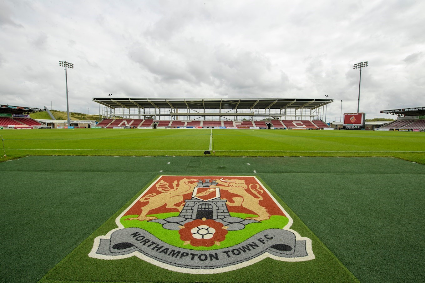 Tickets & Travel: Northampton Town - News - Stevenage Football Club