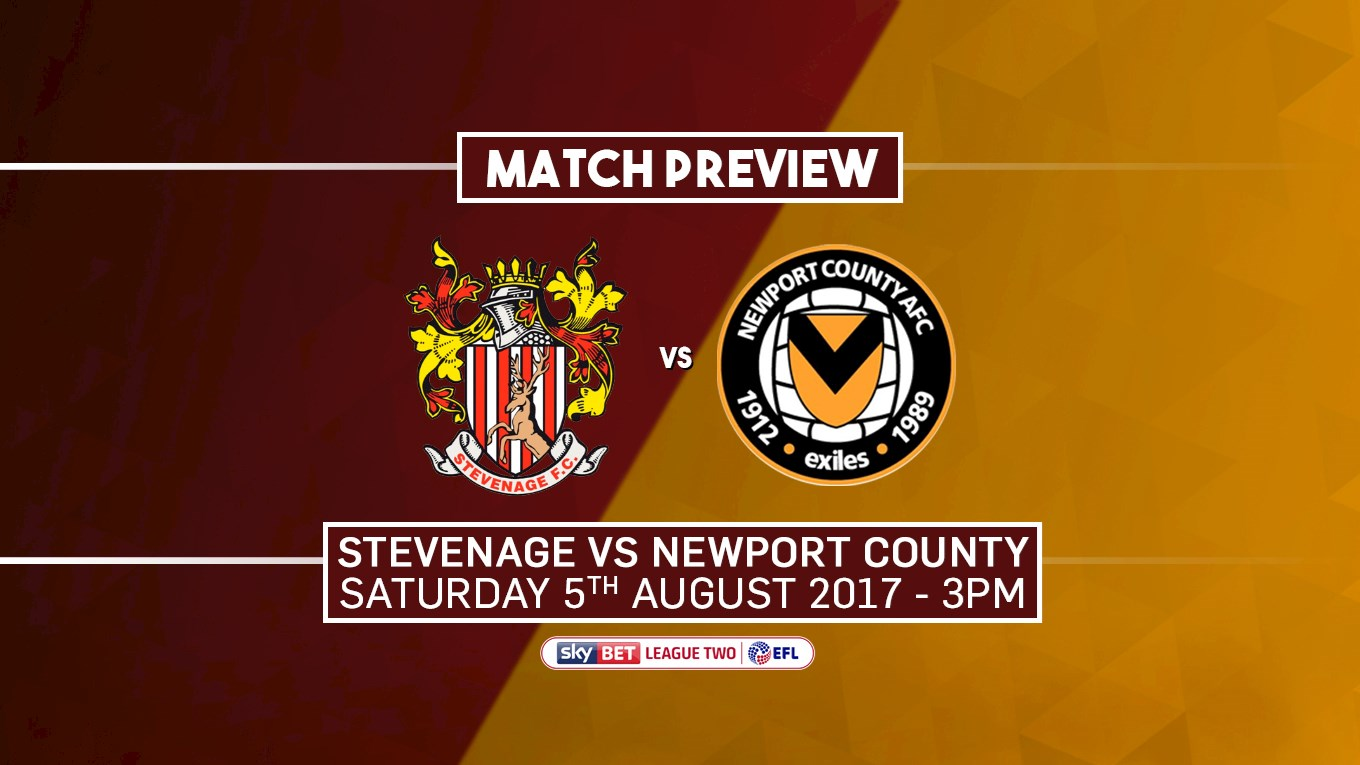 BIG MATCH PREVIEW: Newport County visit in Season Opener ...