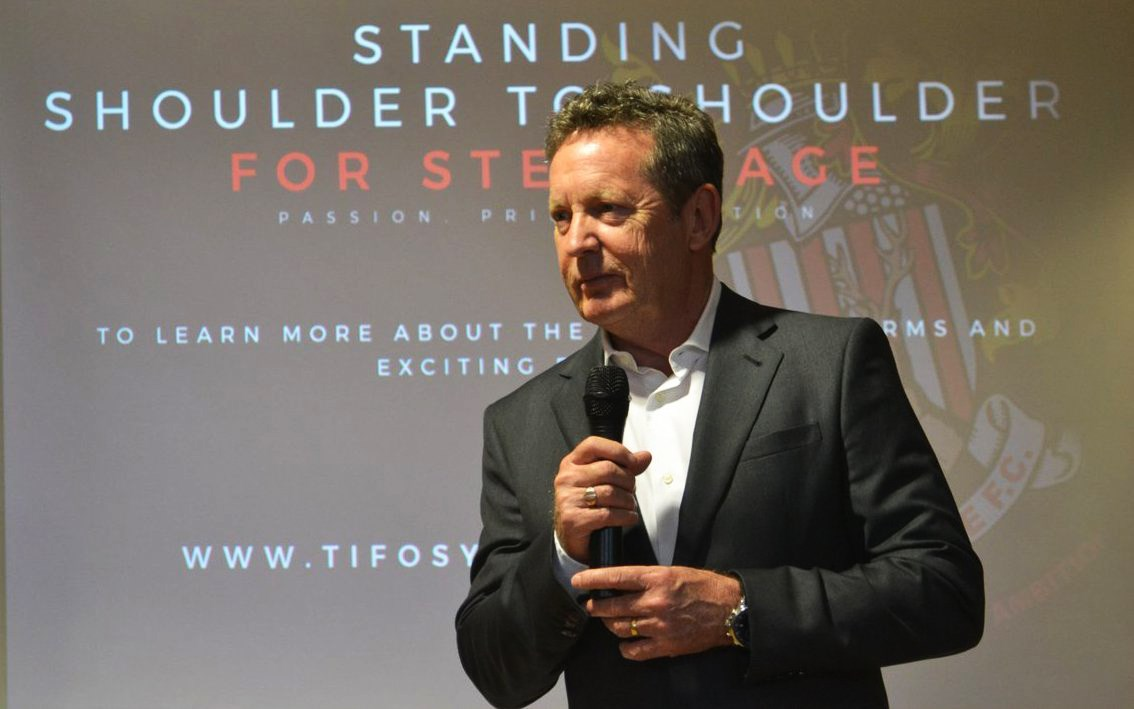 STEVENAGE FC LAUNCHES INNOVATIVE EQUITY OFFERING