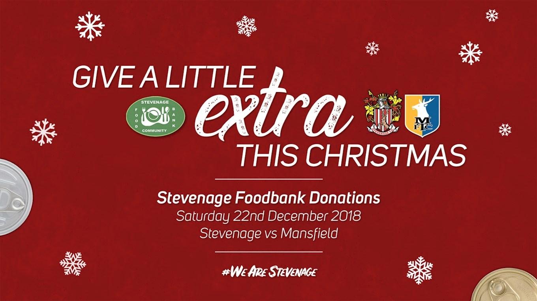 Donate to Stevenage Community Foodbank on Saturday - News ...